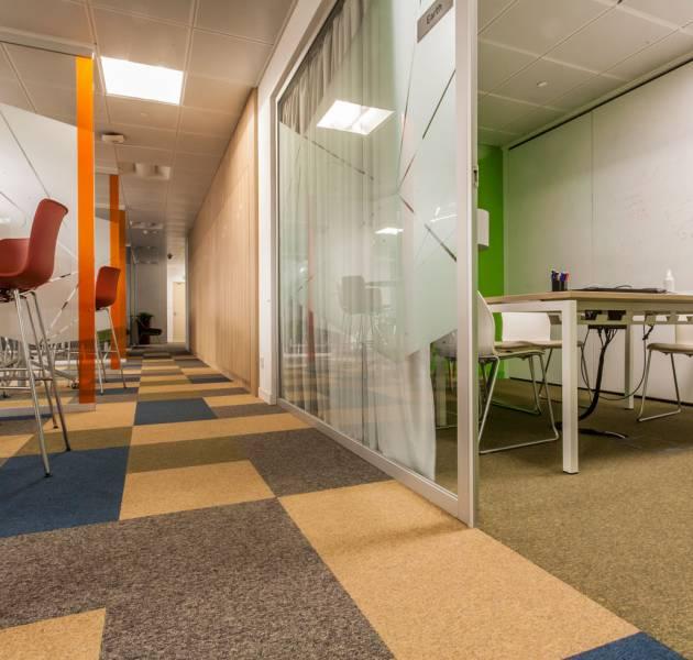 Krasnye Holmy - SAP Office