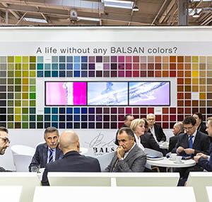 Valori  Balsan.  entreprise salon mur  di colori!