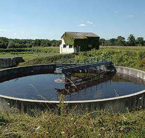 Impronta balsan gestione dei rifiuti impianto depurazione