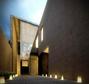 Ispirazione urbana casa moderna